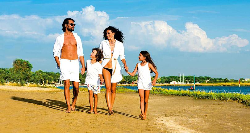 Szórakozás: válassza Bibionét, ahol az egész család jól érzi magát!