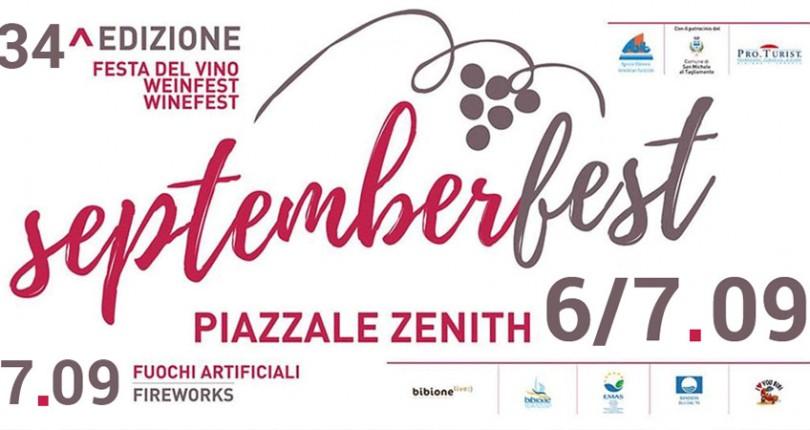 Septemberfest 2019 a Bibione